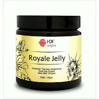 hdi royal jelly liquid