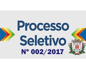 Processo Seletivo Major Vieira 2017