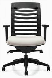 6670-2 Global Arti Ergonomic Office Chair
