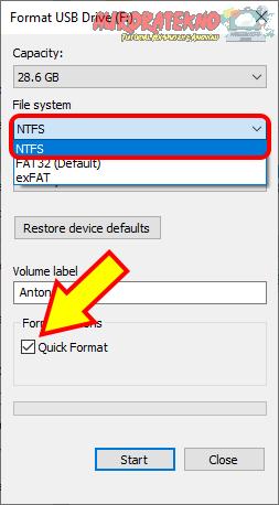 2 Cara Mencopy File Besar (Lebih Dari 4GB) Ke Flashdisk