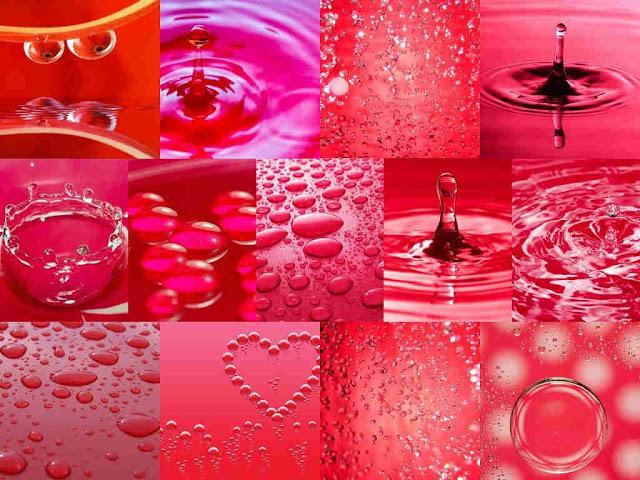 13 صورة للمياه الحمراء بجودة عالية