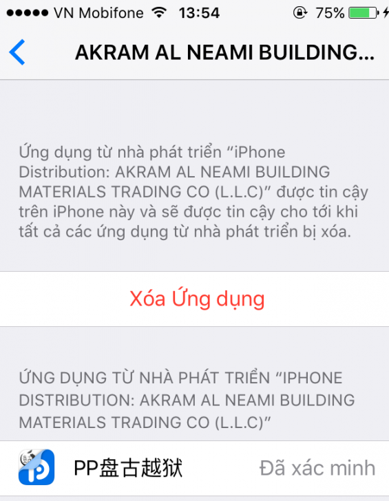 jailbreak ios 9.3 khong can may tinh