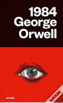 #Livros - 1984, de George Orwell
