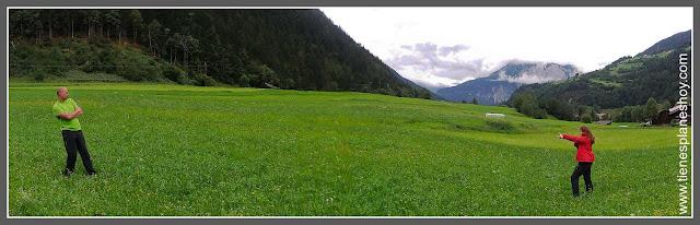 Austria Valle de Otzal
