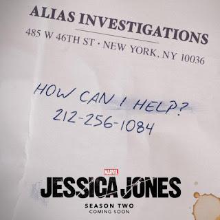 Джессика Джонс 2: съемки начаты