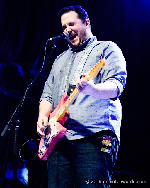 The Drew Thomson Foundation at The Phoenix Concert Theatre on February 18, 2019 Photo by John Ordean at One In Ten Words oneintenwords.com toronto indie alternative live music blog concert photography pictures photos nikon d750 camera yyz photographer