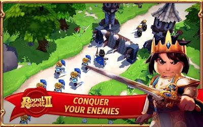 Royal Revolt 2 v1.9.6 Apk Mod Mana