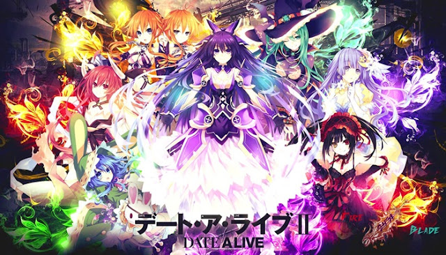 Download Date A Live BD Subtitle Indonesia