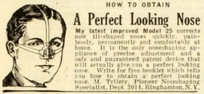 How to obtain a perfect looking nose