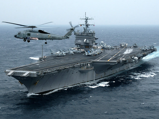 El último despliegue del USS Enterprise (CVN-65).