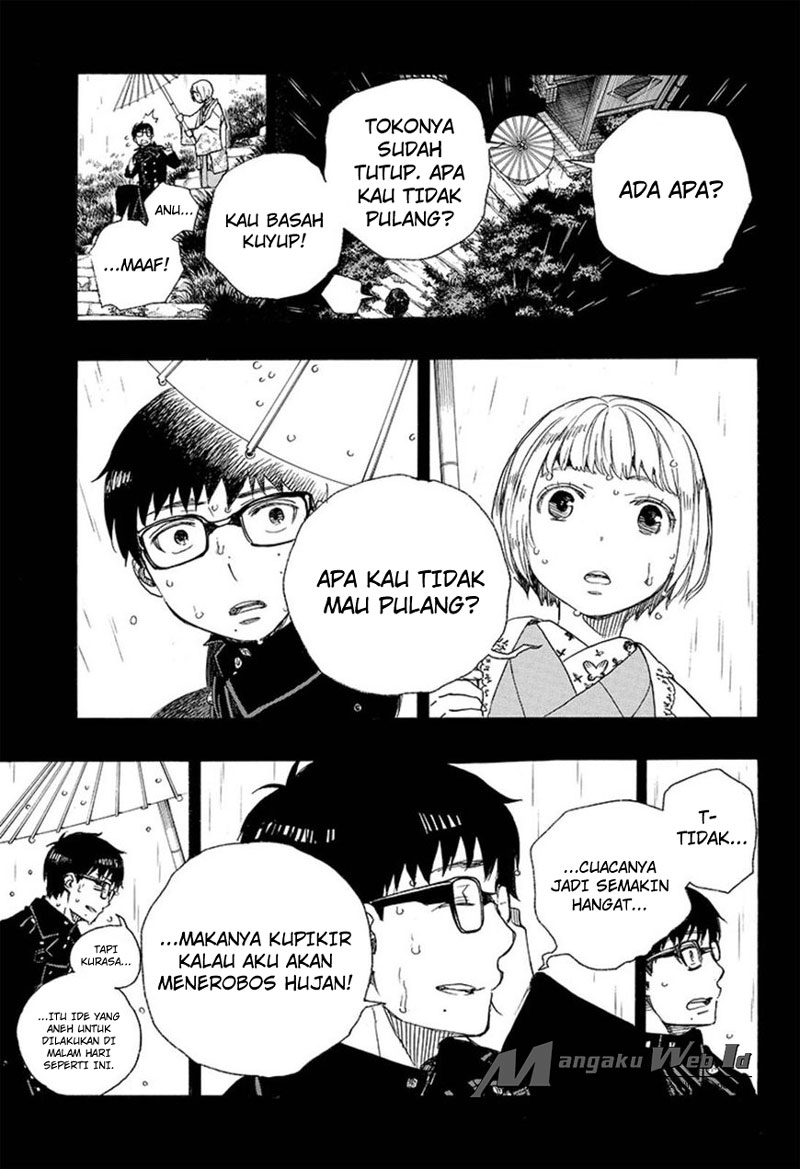 Ao no Exorcist Chapter 93-11