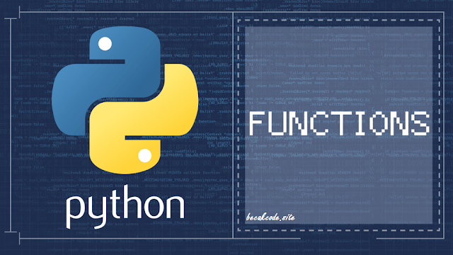 Mengenal Fungsi Pada Python Lengkap Berserta Contoh Programnya