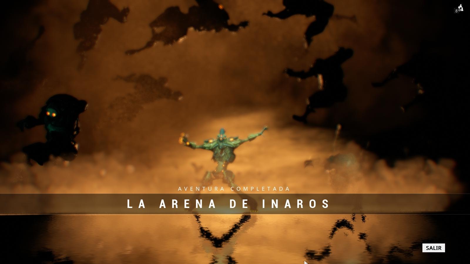 La arena de inaros | Kings of darkness
