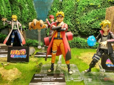 Naruto Shippuden - S.H.Figuarts y Figuarts ZERO