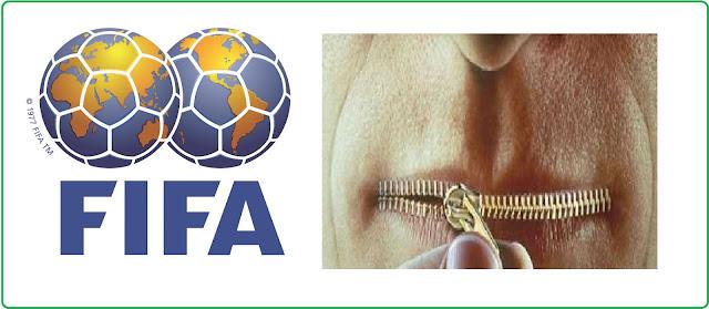A FIFA quer acabar com o palavrão nos estádios de futebol brasileiros?
