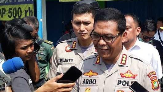 Polisi Selidiki Video Pria Ancam Jokowi