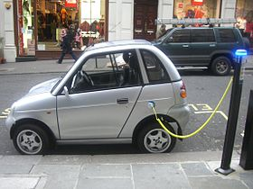 Overview to Electric Cars