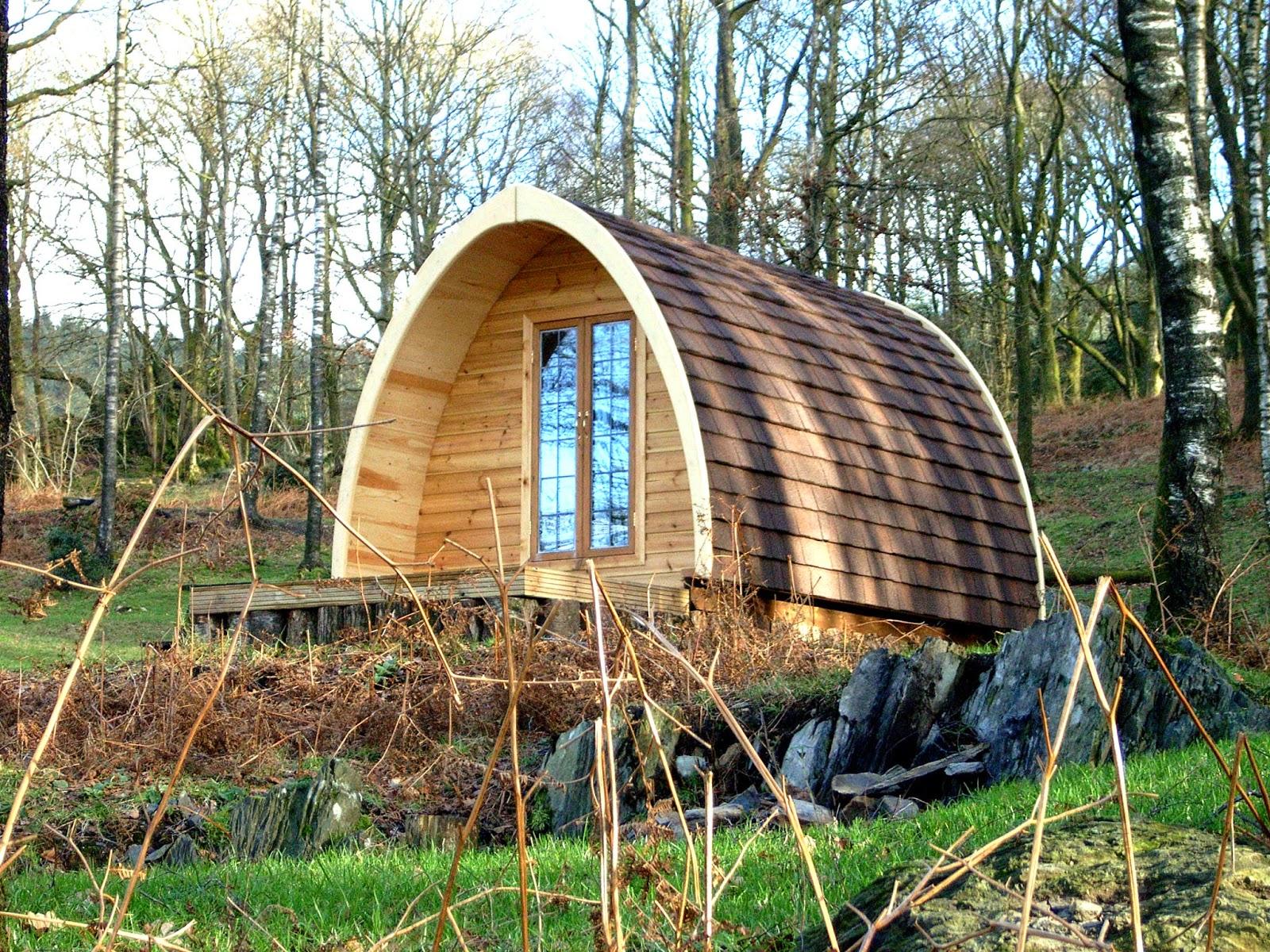 Case prefabbricate in legno Pod