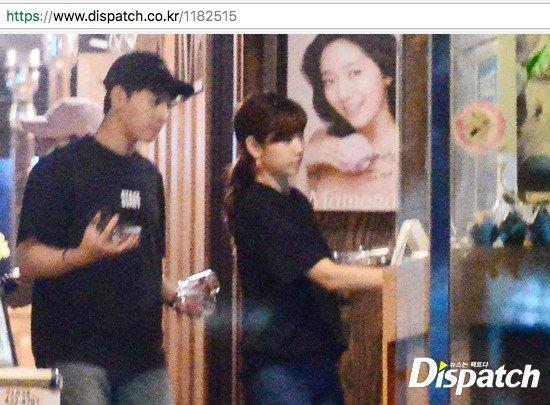 ariel lin és donghae randevú