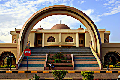 Keindahan Senibina Masjid