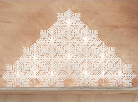 IKEA julen, joulu, christmas 2017 - Stråla ledljusstake