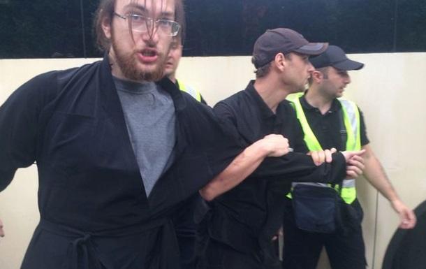 Хресна хода в Києві: з'явилися затримані