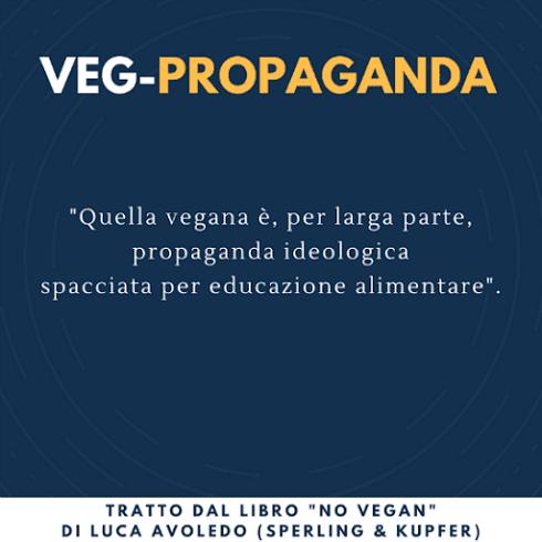 Propaganda vegana