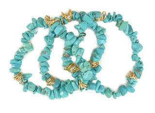 Purple Peridot Shale Bracelet $7 (reg $40)