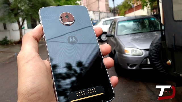 Android 7.1.1 Nougat is now rolling out to the Moto Z Play in Brazil