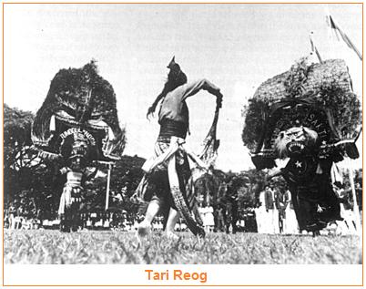 Seni Tari Kebudayaan Suku Jawa