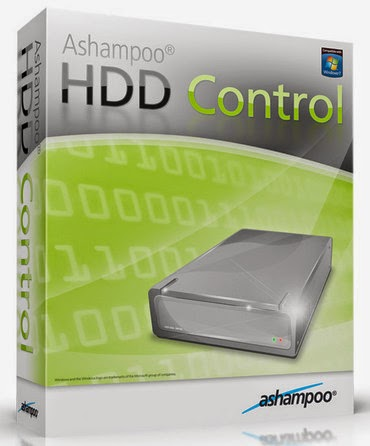 Ashampoo HDD Control 3.00.50 + Corporate Crack