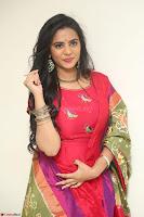 Manasa in Pink Salwar At Fashion Designer Son of Ladies Tailor Press Meet Pics ~  Exclusive 88.JPG