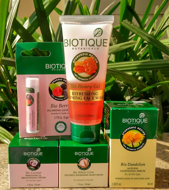 biotique wintercare product reviews