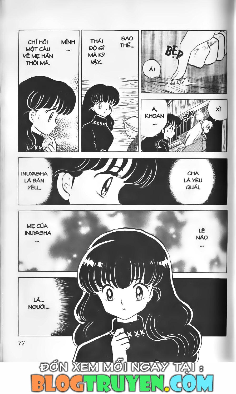 Inuyasha vol 02.4 trang 16