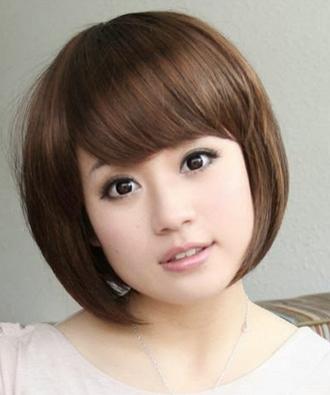 Model Gaya Rambut Pendek Ala Artis Korea - Gaya Rambut