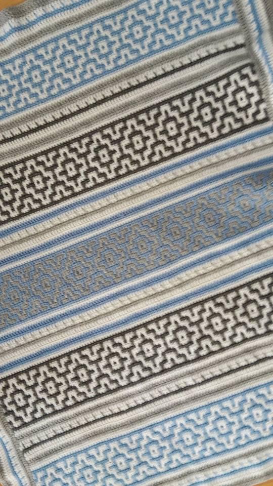 Knutsels Van Jolanda Workshop Mozaiek Haken Tijdens De