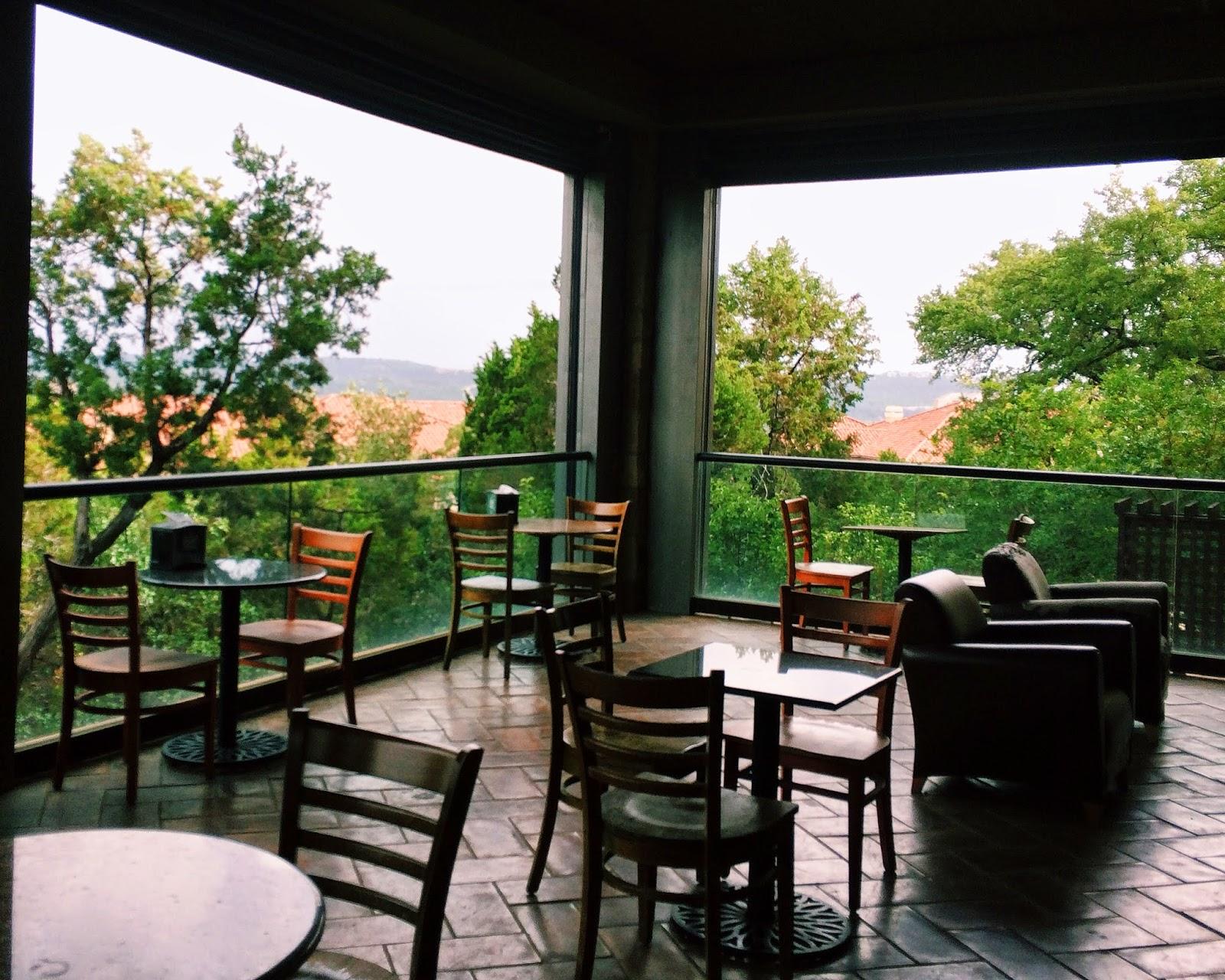 Austin TX, Tuscany at 360, Austin Java,