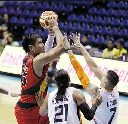 PBA: SMB extinguishes Meralco, 102-86; Locks semis duel vs. ROS