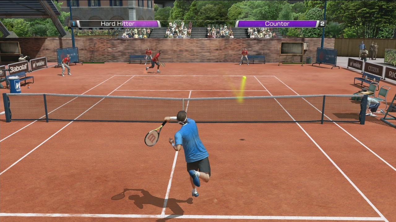Virtua Tennis 4 - Tran Ngoc