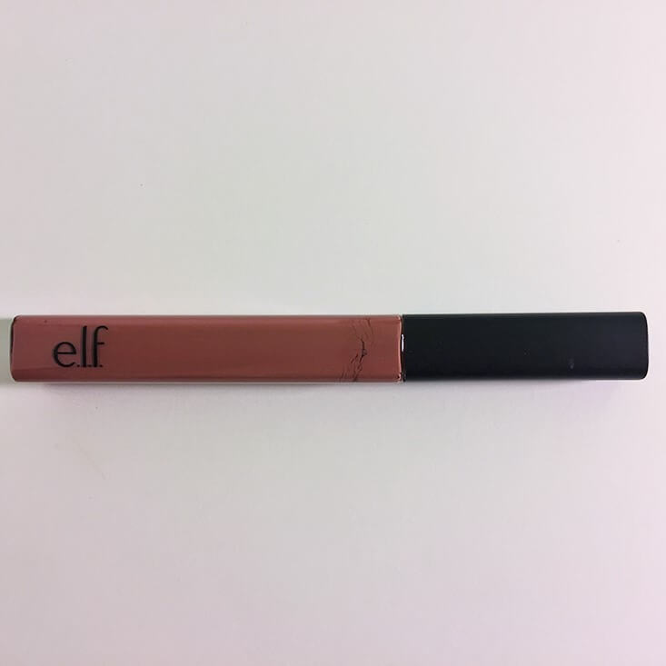 e.l.f. High Shine Liquid Lipstick Bitten Pink