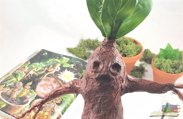 Alraune Mandrake Harry Potter DIY