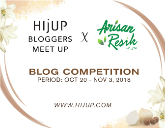 HIJUP BLOGGERS MEET UP REMINDER TO STAY CLEAN, HEALTHY, AND RENEW THE HARMONY OF MY FAMILY