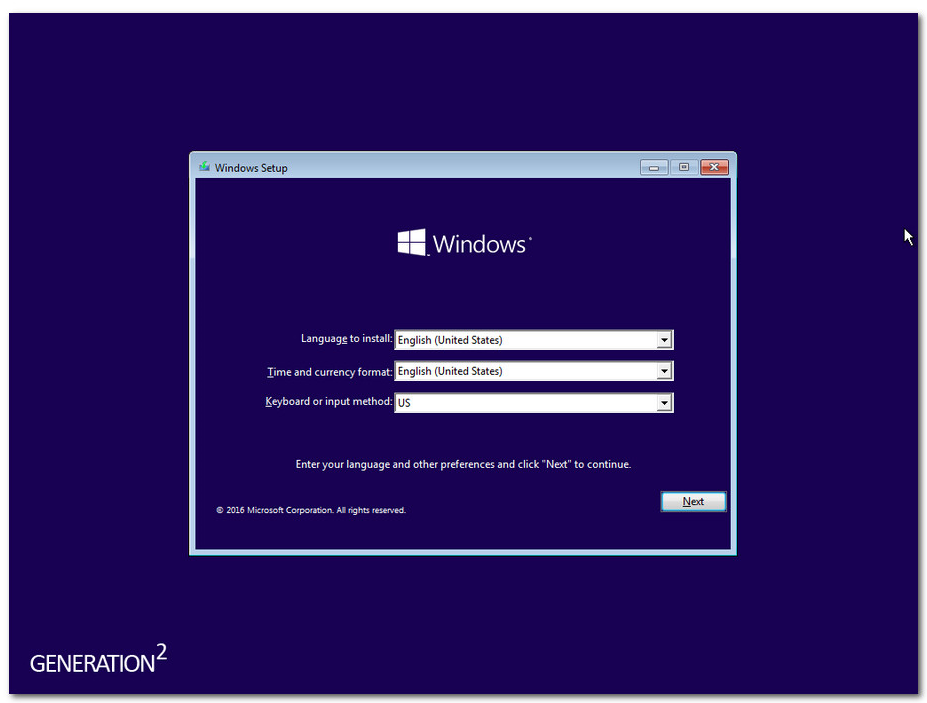 Windows 10 Pro v1511 En-us x64 July 2016