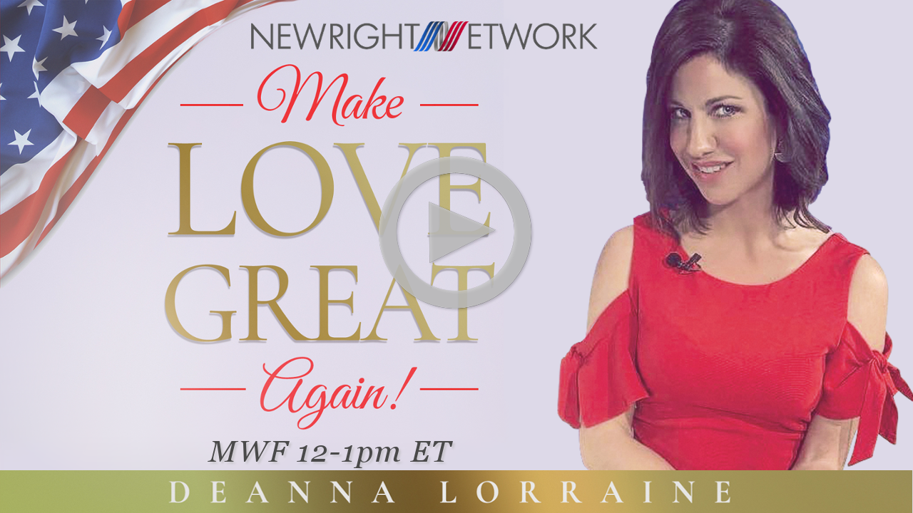 Make Love Great Again! With DeAnna Lorraine on New Right Network