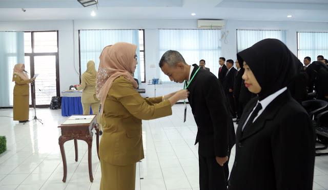 Diklat PIM IV Angkatan II di Aula Kantor BKD Kabupaten Lumajang