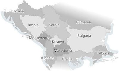 Lenguas y geopolítica en los Balcanes