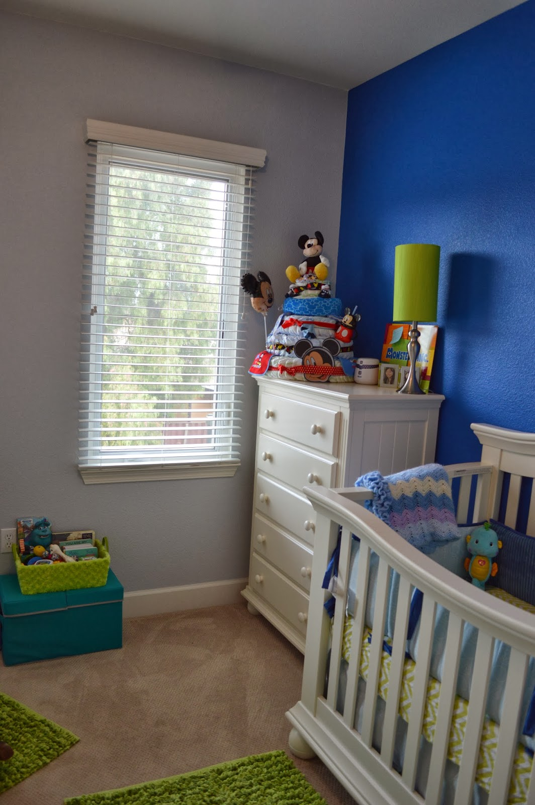 Adventures In Everything Adventures In Parenthood A Monsters Inc Nursery