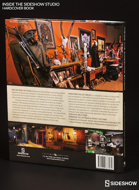 Book from Sideshow Collectibles