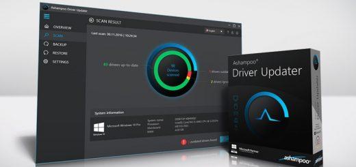 تحميل برنامج التعريفات Ashampoo Driver Updater للكمبيوتر