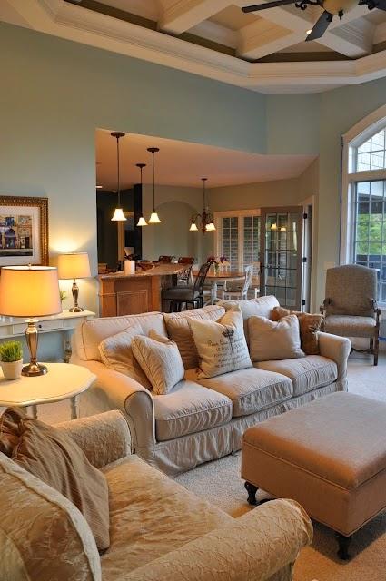 C mo integrar la cocina y el sal n cocina y muebles for Integrar escritorio en salon